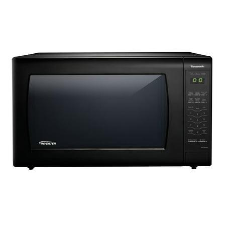 Panasonic 2.2 cu ft Microwave Oven, Black - Walmart.com
