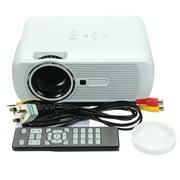 Best Led Projectors - 1200 Lumens 4K HD 1080P LED Mini Projector Review