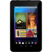 "Refurbished Ematic EGQ307BU 7"" Tablet 1.2GHz 1GB RAM 8GB Android 4.2, Blue"