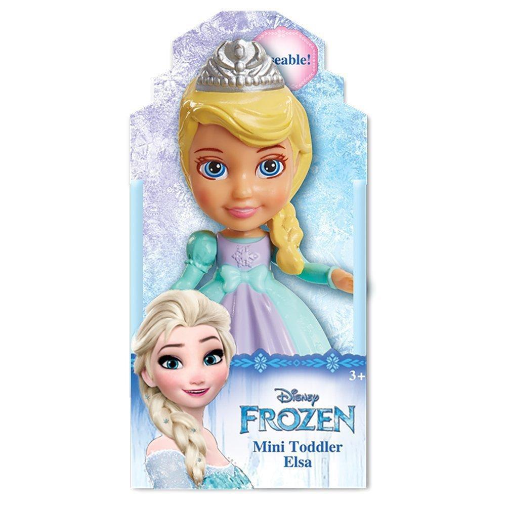"Disney Princess 3"" Doll Elsa by Generic"