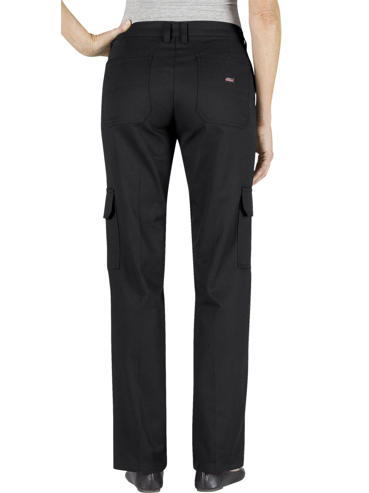 7b0e7876994 Genuine Dickies - Women s Relaxed Fit Straight Leg Cargo Pant - Walmart.com