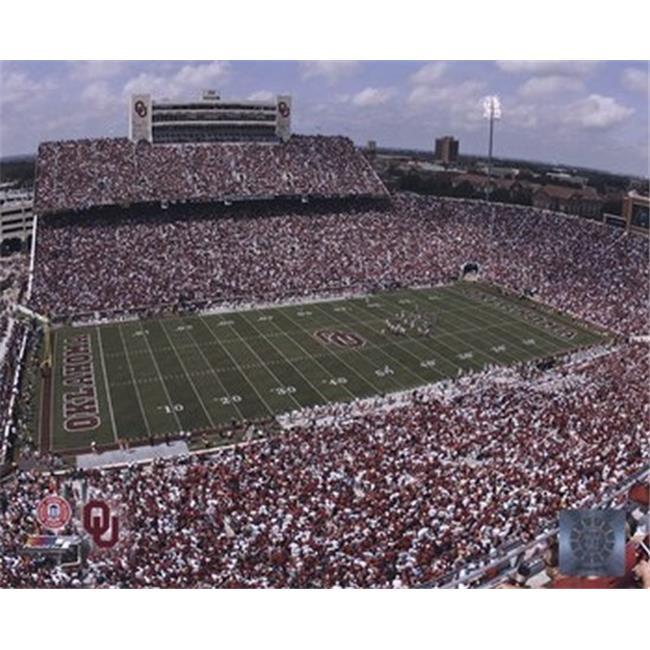 Photofile PFSAAJI05801 Gaylord Family-Oklahoma Memorial Stadium 2007 Sooners - Universit- de l'Oklahoma Photo Sports - 10 x 8 - image 1 de 1