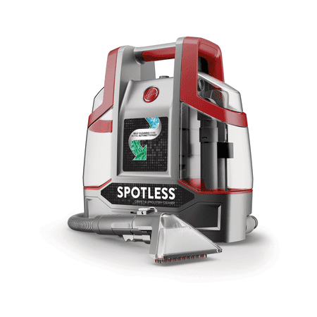 Portable Spot Cleaner (Hoover Spotless Portable Carpet & Upholstery Spot Cleaner, FH11300PC)