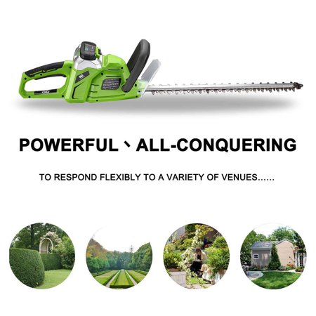 Cordless Electric Hedge Trimmer, Best Partner 20