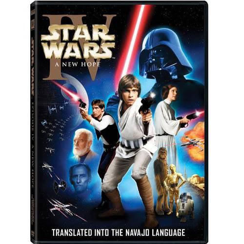 Star Wars Episode Iv A New Hope Navajo Limited Edition Widescreen Walmart Com Walmart Com