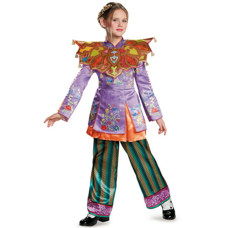 Asian Women Costume (Alice Asian Look Prestige Child)