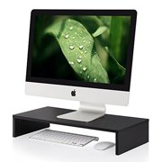 Fitueyes Computer monitor riser Stand with keyboard Storage Space 21.3 inch  DT105401WB