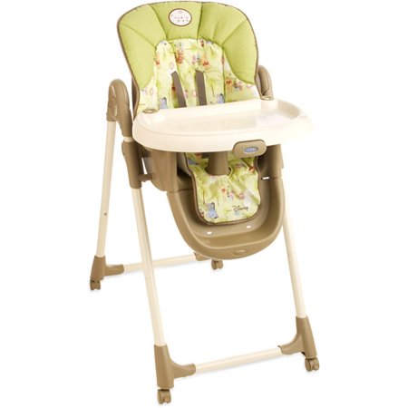 Graco Mealtime High Chair Happy Day Pooh Walmart Com