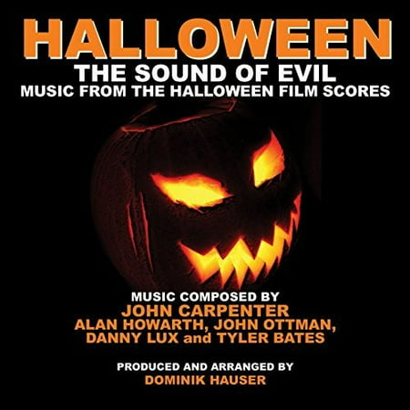Halloween: The Sound of Evil - Eurosat Soundtrack Halloween