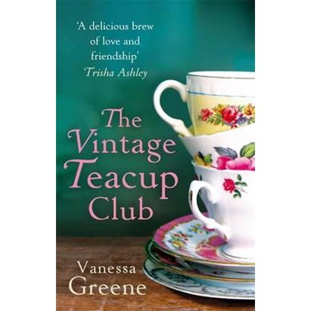 The Vintage Teacup Club (Paperback)