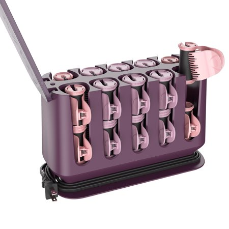 Remington Pro Hair Setter with Thermaluxe™ Advanced Thermal Technology, Purple,