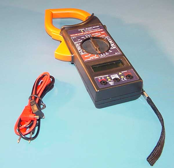 1000 Amp Digital Clamp Tester Multimeter Electrical
