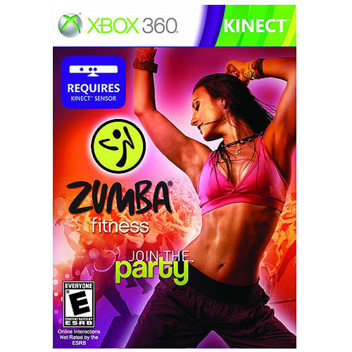 Zumba Fitness kinect  (Xbox 360) - Pre-Owned