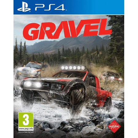 Gravel (PS4 PlayStation Racing Game) The Definitive Off Road Playground