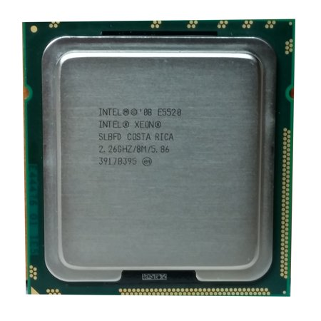 Refurbished Intel SLBFD Xeon E5520  LGA 1366/Socket B 2.26GHz Server CPU