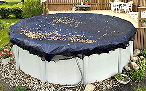 8 Year Warranty 21/' ft Round Above Ground Swimming Pool Winter Cover