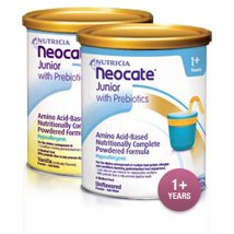 Baby Formula: Neocate Junior with Prebiotics