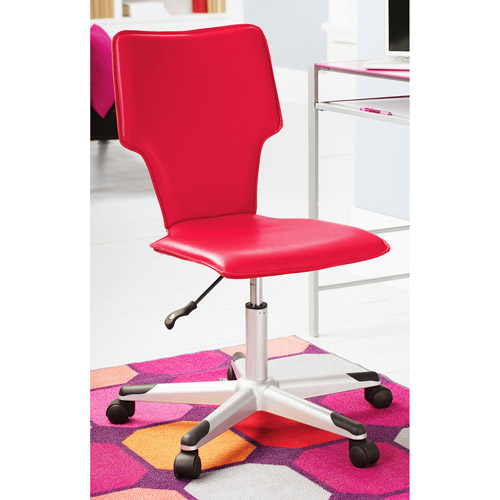 Mainstays Student Office Chair, Multiple Colors