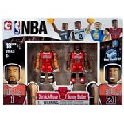 NBA C3 Construction Derrick Rose & Jimmy Butler Building Set
