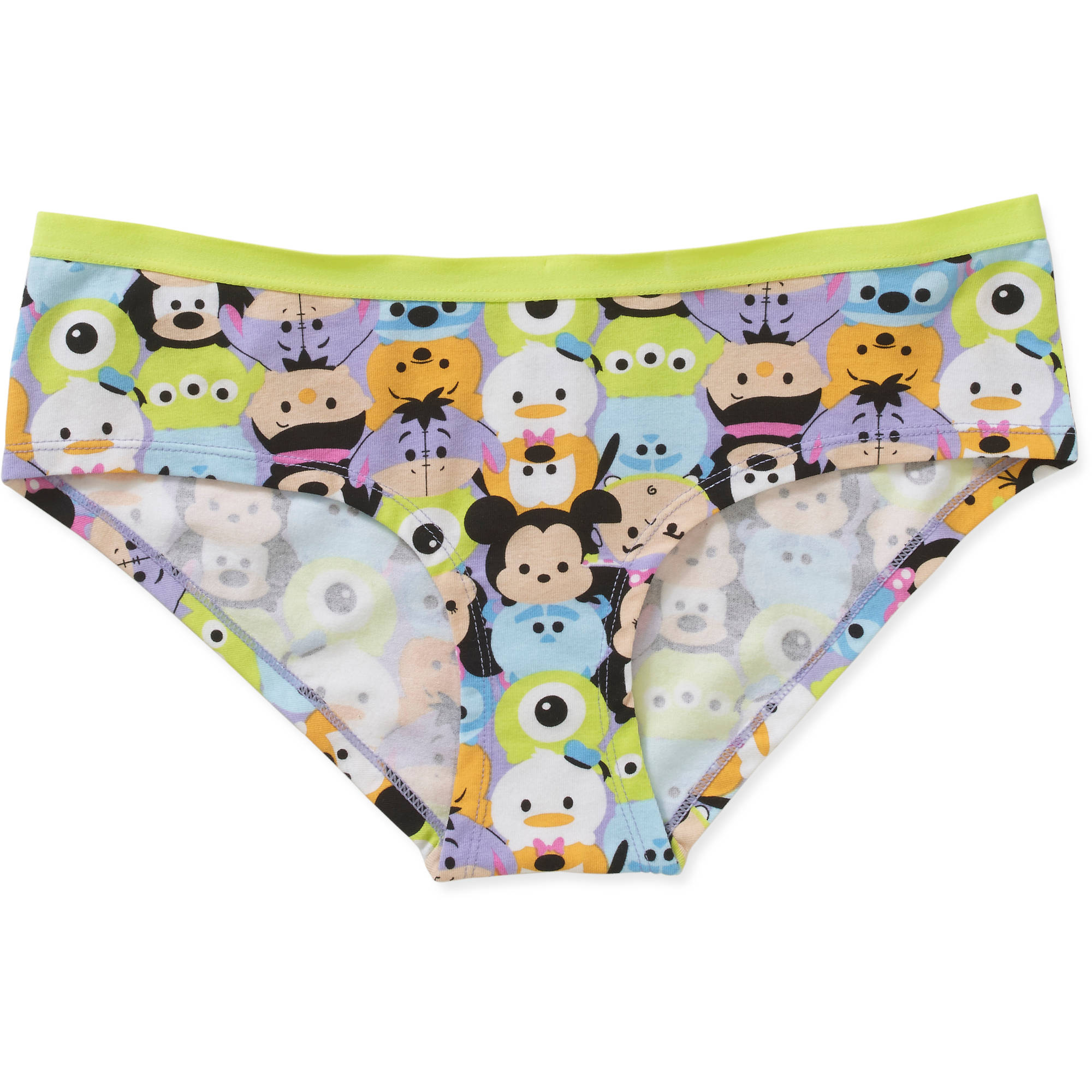 Tsum Tsum Juniors License Bikini Panty