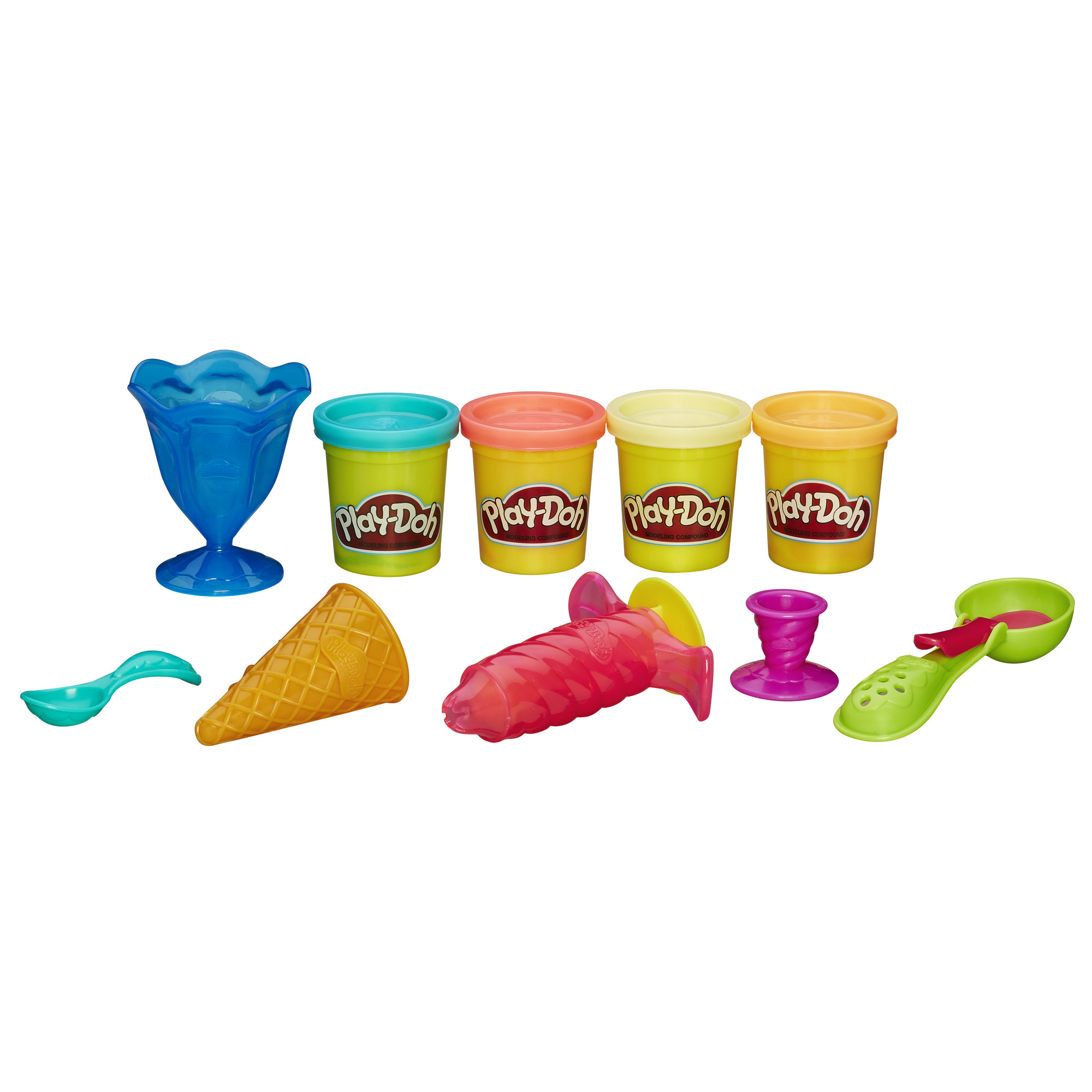 Play-Doh Kitchen Creations Ice Cream Treats