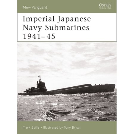 Imperial Japanese Navy Submarines 1941–45