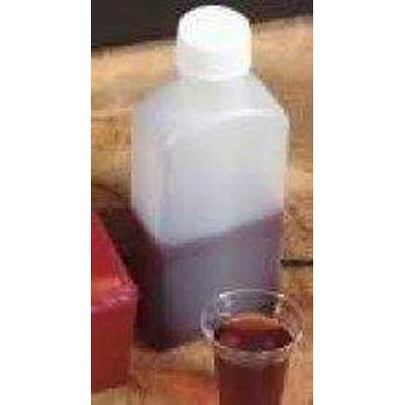 Colorbasket 31324-108 Hand Woven Waterproof Wine Bottle Basket Red Set of 2