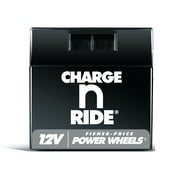 Schumacher Rechargeable Replacement Battery for Ride-On Toys– 9.5Ah, 12V