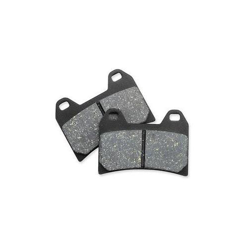 EBC Organic Brake Pads Front (2 sets required) Fits 09-12 Moto Guzzi Stelvio 1200