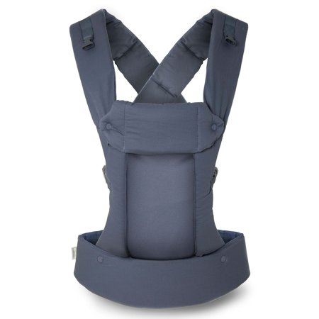 Beco Gemini Carrier w/Pocket - Grey (Beco Gemini Newborn Legs In Or Out)