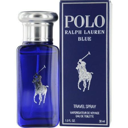 486595e654 3 Pack - Polo Blue By Ralph Lauren Eau de Toilette Spray For Men 1 oz -  Walmart.com