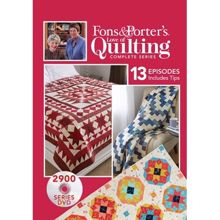 Fons Amp Porters Love Of Quilting Complete Series 2900 13