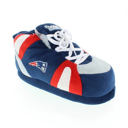 14279267156f Comfy Feet - NFL New England Patriots Slipper - Walmart.com