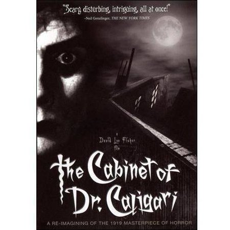 The Cabinet Of Dr. Caligari (Widescreen)