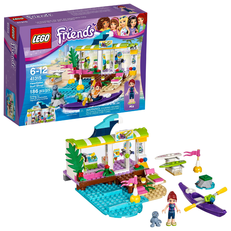 LEGO Friends Heartlake Surf Shop 41315 Building Set