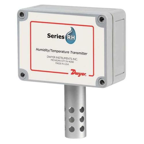 DWYER INSTRUMENTS RHP-3O22 Humidity/Temp Transducer, -20 to 140F