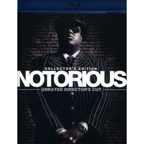 Notorious (Blu-ray) (Collector's Edition) (Unrated Director's Cut) (Widescreen)