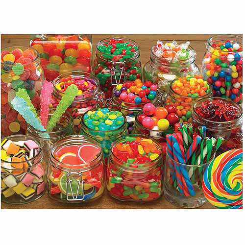 Colorful Candy Puzzle