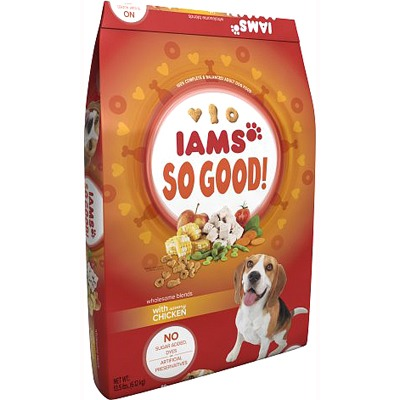 IAMS So Good! Dog Food
