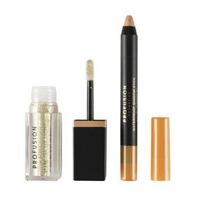5dcf6e440 Profusion Cosmetics Eye Sparkler Glitz 2 Pc Set