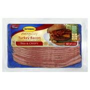 Butterball Everyday Thin & Crispy Turkey Bacon, 6 Oz.