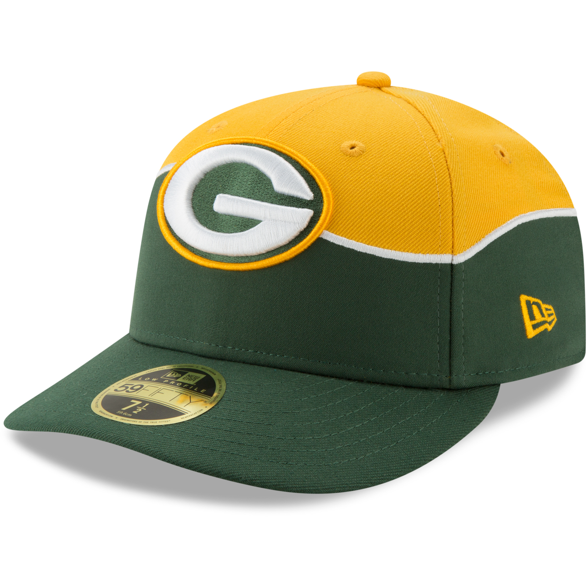 NFL Green Bay Packers sand camo New Era 59Fifty Fitted Cap