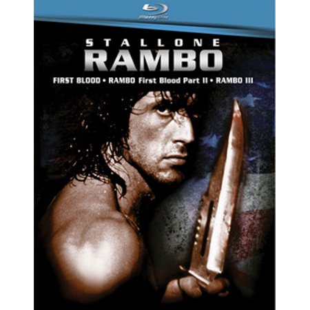 The Rambo Collection (Blu-ray)