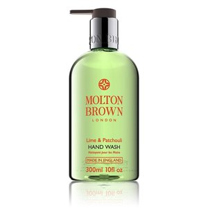 Molton Brown Fine Liquid Hand Wash - Lime & Patchouli 10oz (300ml)