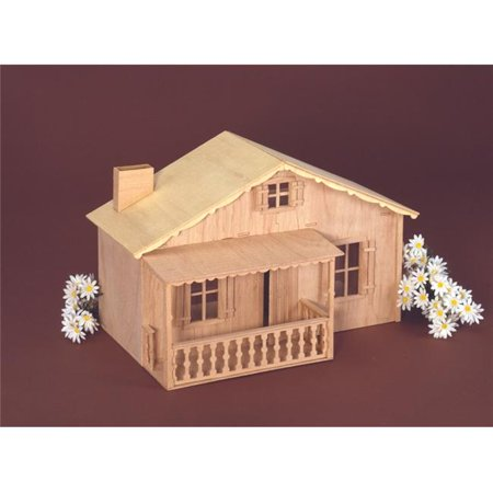 Greenleaf 2803 Madison Doll House Kit