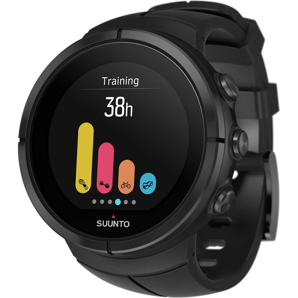 Suunto Spartan Ultra Watch with Chest HR, White by Suunto