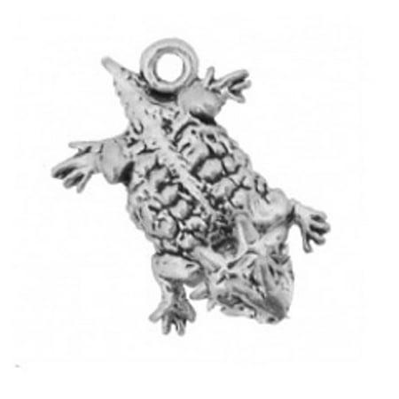 09 Pendants Mini Pendant - Sterling Silver 16