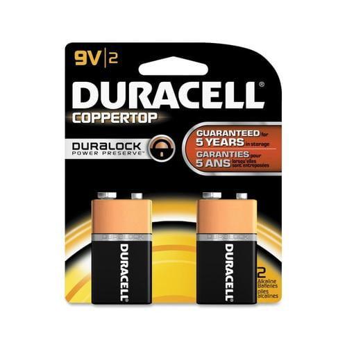 Duracell MN1604B2Z Alkaline General Purpose Battery DURMN1604B2Z