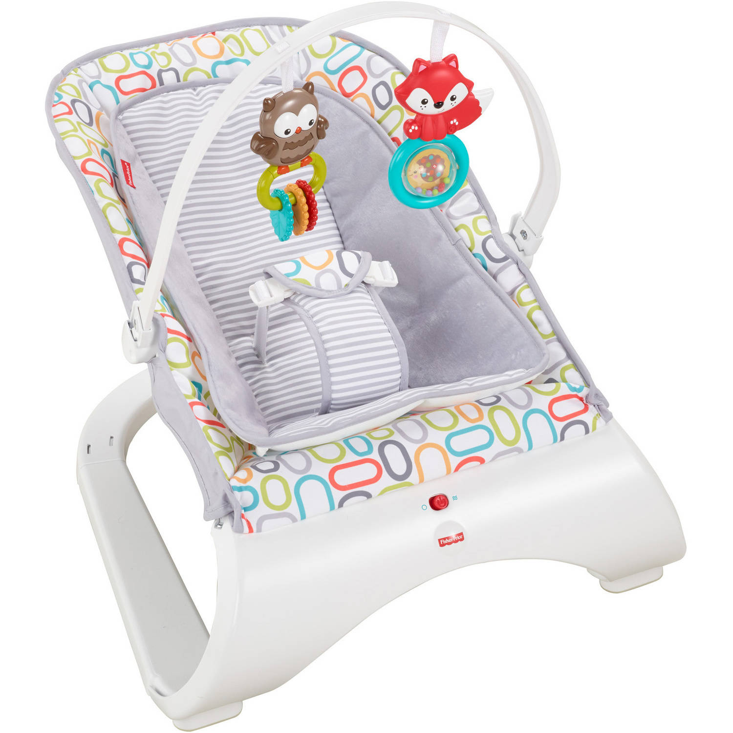 b3978a2b7 Fisher-Price Comfort Curve Bouncer - Walmart.com