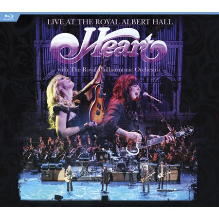Heart: Live Royal Albert Hall with Royal Philharmonic (Don Henley Live Heart Of The Matter)